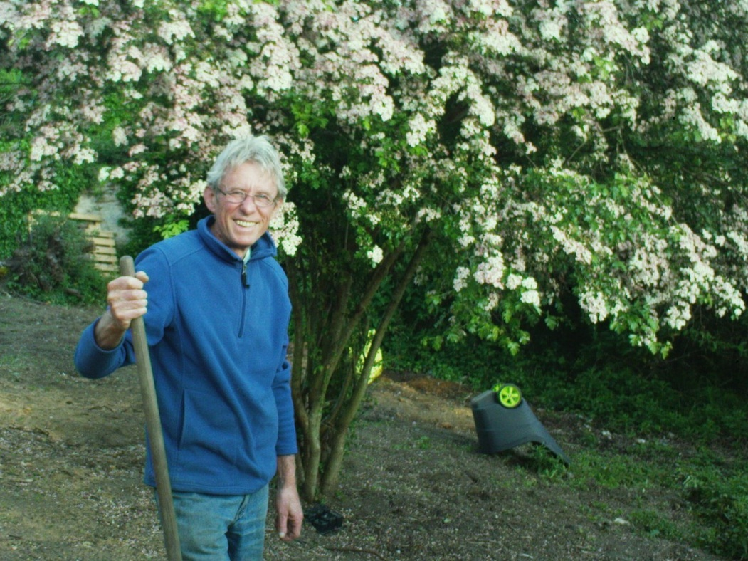 Stewart and the Hawthorn